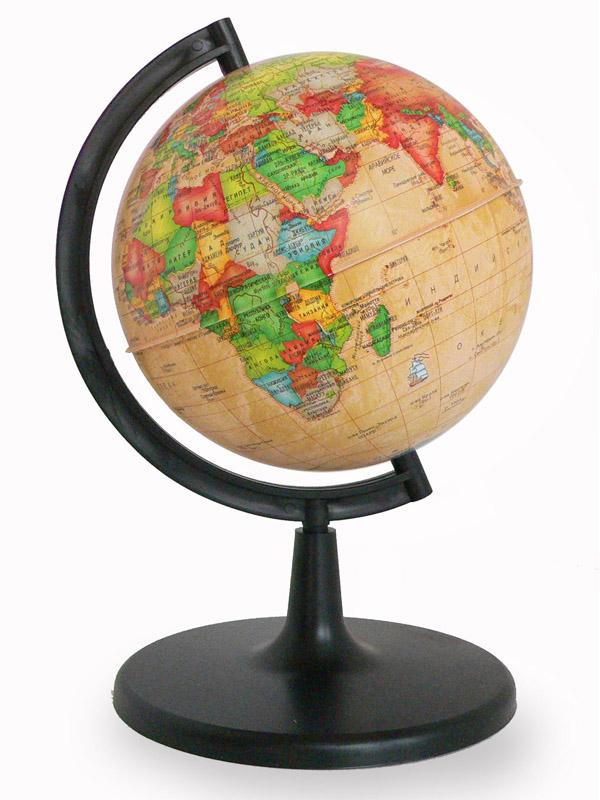 Глобус d-12 политический Ретро-Александр 1:104 000 000