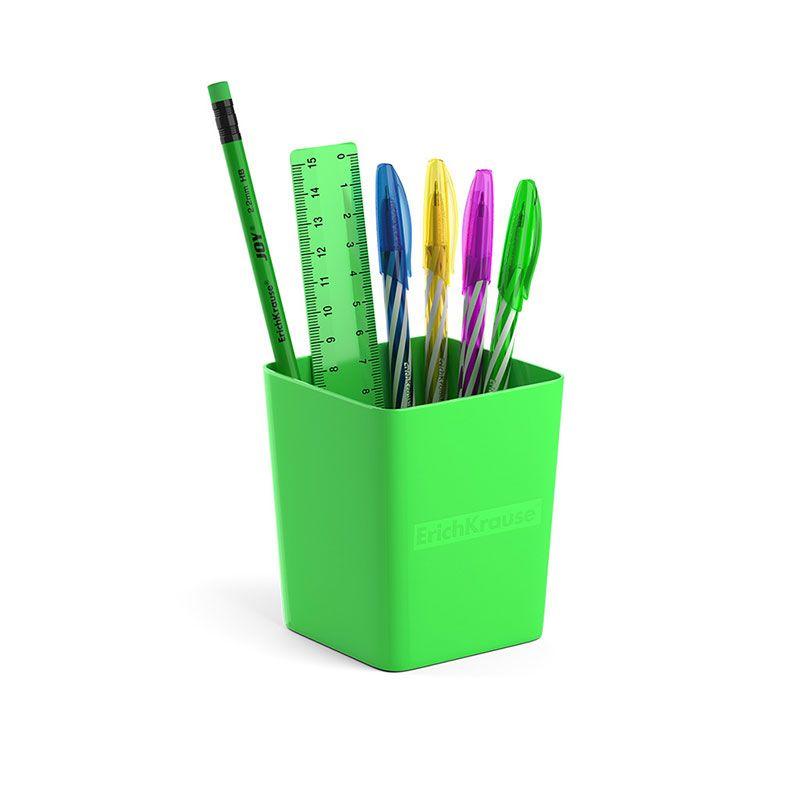 Организатор EK Base Neon Solid 4пр зеленый