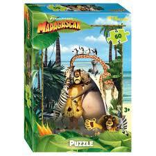 Пазл 60 Step Мадагаскар - 3 DreamWorks
