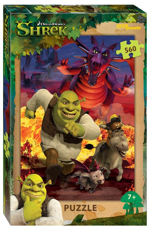 Пазл 560 Step Shrek