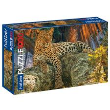 Пазл 1000 Леопард
