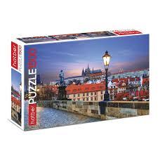 Пазл 1500 Города Европы