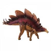 Фигурка Динозавра Dino World Стегозавр 16см