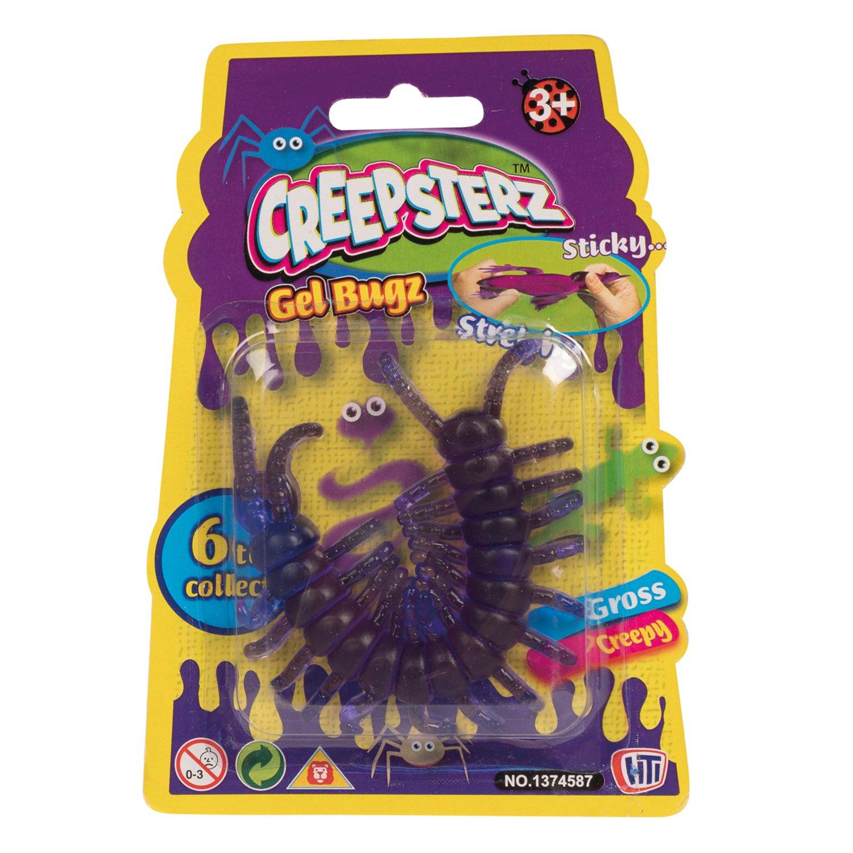 Жучки-червячки Gel Bugs ассорт