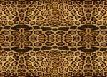Бумага дизайнерская декоративная А4 Гепард