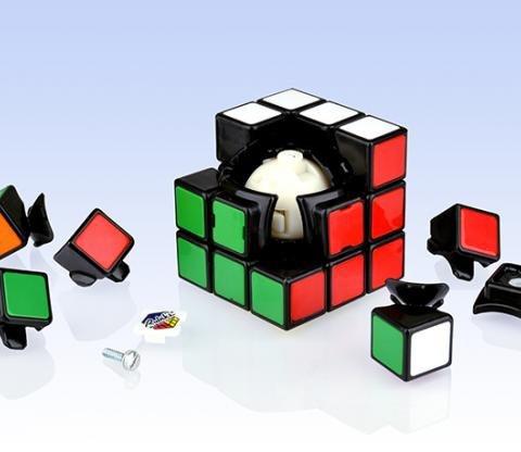 Головоломка Скоростной кубик Рубика