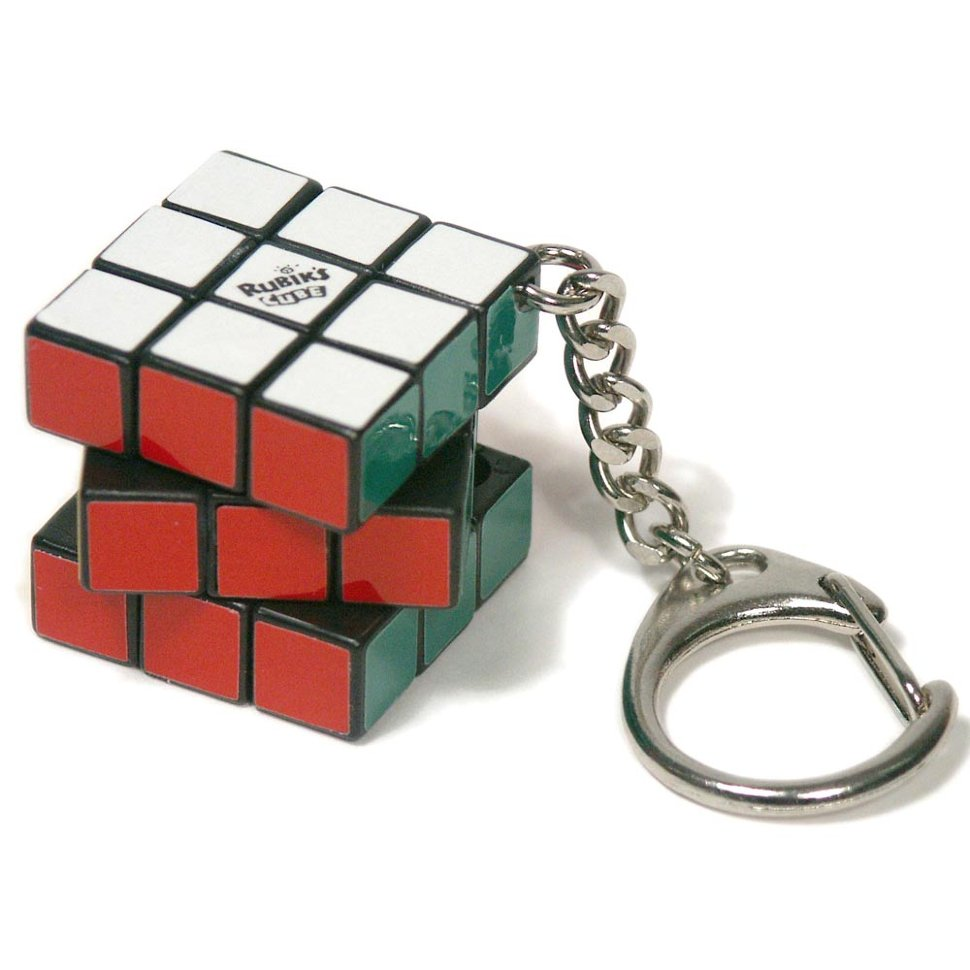Головоломка Мини-кубик Рубика 3*3(брелок)