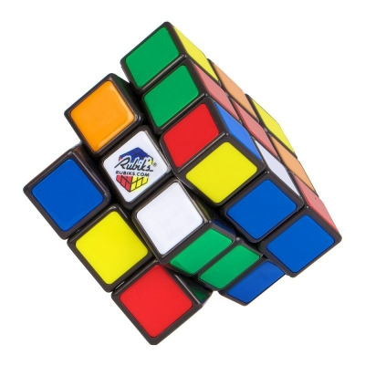 Игра Головоломка Кубик Рубика 3*3 (без наклеек ,классический)