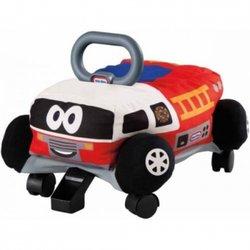АКЦИЯ19 Игрушка мягконабивная Каталка Пожарная машина