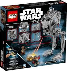 Конструктор Lego Star Wars Разведывательный транспортный Шагоход