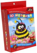 3D Мозаика Пчелка