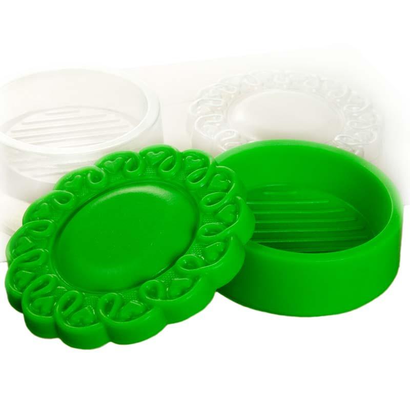 Форма пластиковая 3D Шкатулка кружевная