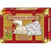 Игра АКЦИЯ-20 Игр Настольная Русское лото