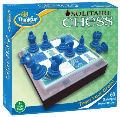 Головоломка Шахматы для одного