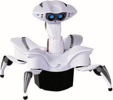 АКЦИЯ19 Игр Робот Homersapien мини на батарейках