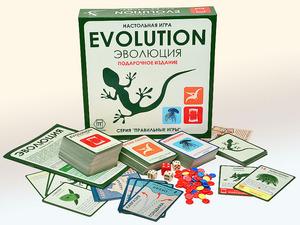 Игра Настольная Эволюция Подарочный набор