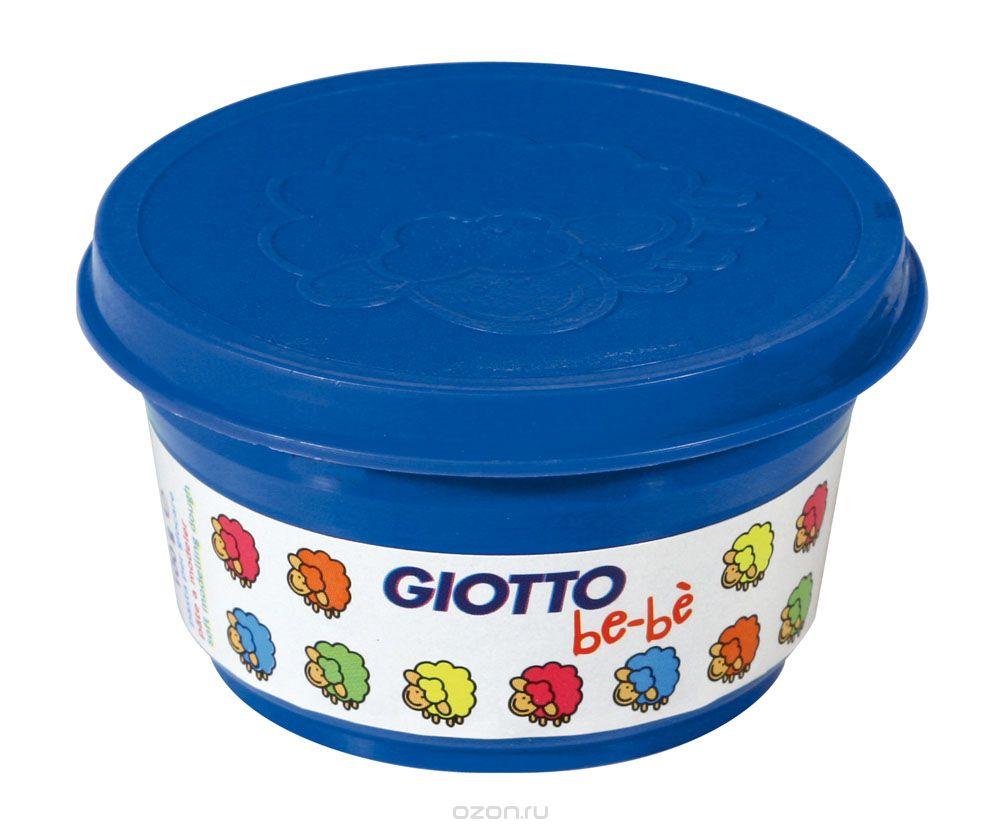 Глина д/моделирования Giotto Be-Be Super Modelling Dough 4цв*100гр