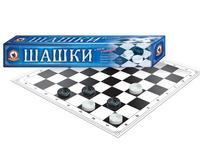 Настольная Шашки русские