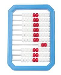 Игра Счеты пласт