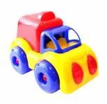 Машина Автофургон Малышок пластмас.