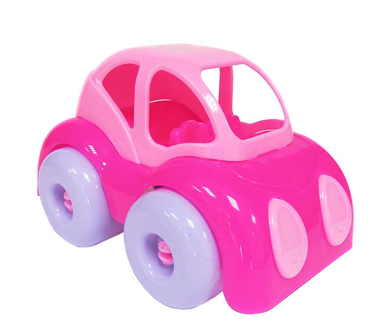 Машинка Малышка пластмас.