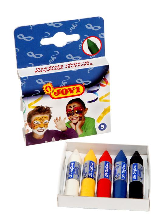 Грим 5цв детский карнавальный