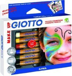 Карандаши для грима 6цв Giotto Make Up Classic
