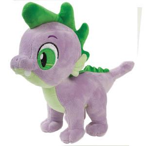 Игрушка мягконабивная Динозаврик Спайк (из м/ф My Little Pony) 23 см.