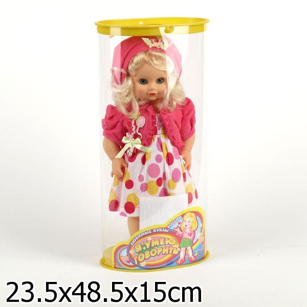 Игрушка Кукла Инна 47 озвуч. в летней одежде