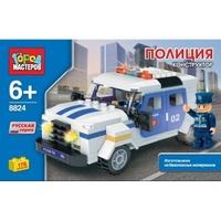 Конструктор Полиция 176 дет.