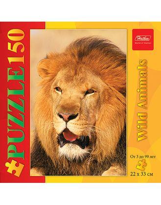 Пазл 150 Царь зверей
