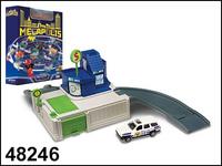 Набор Megapolis Банк с машиной 1:60