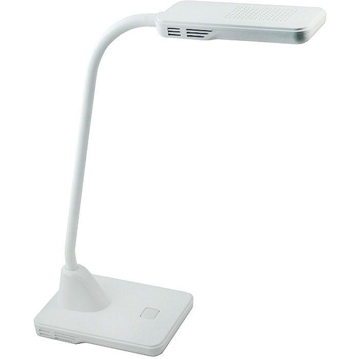 Лампа настольная СТАРТ белая на светодиодах 5Вт