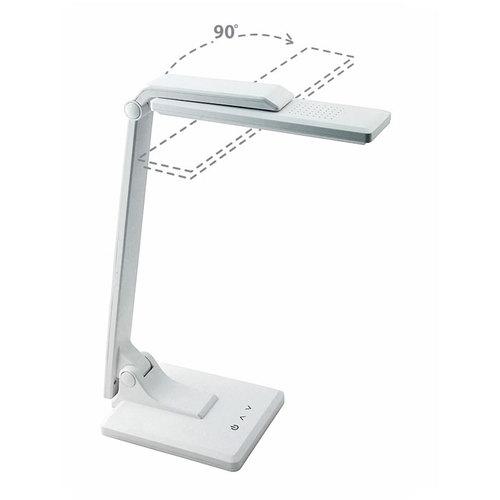 Лампа настольная СТАРТ белая на светодиодах 10Вт