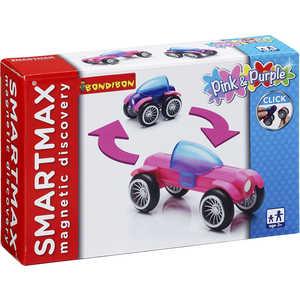 Конструктор магнитный Smartmax Специальный (Special) Розовый и