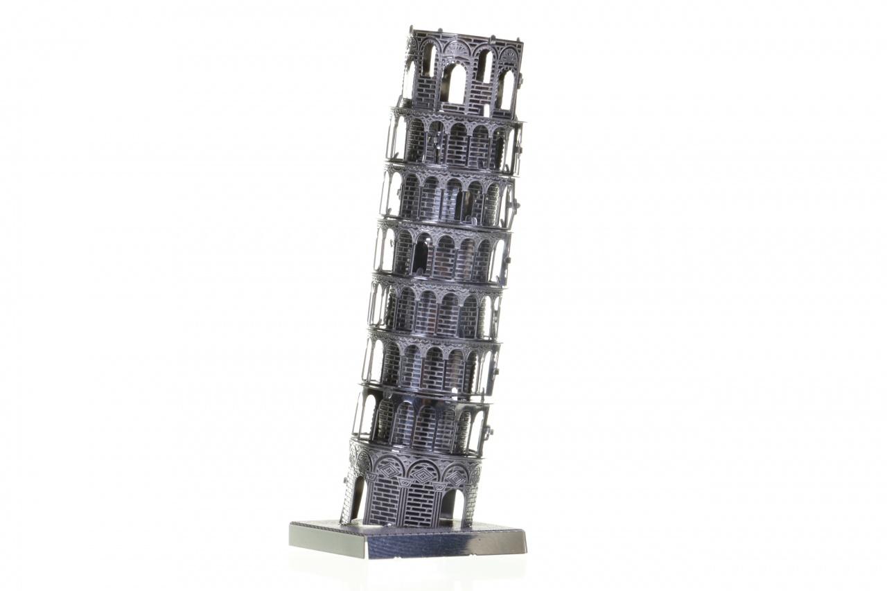 АКЦИЯ19 Игр Сборная модель металлическая Пизанская башня