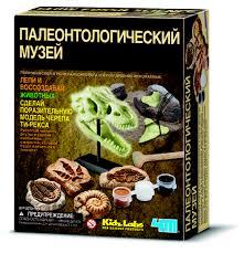 Набор для исследования Палеонтологический музей