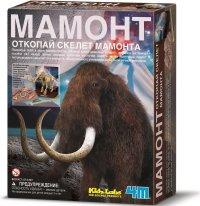 Набор для исследования Скелет Мамонта
