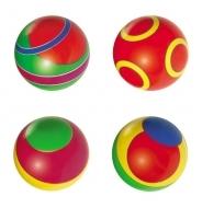 Мяч 100мм Ассорти