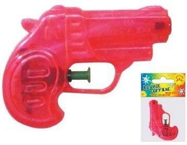 АКЦИЯ19 Игрушка пластмассовая Пистолет водный Озорник 10 см.