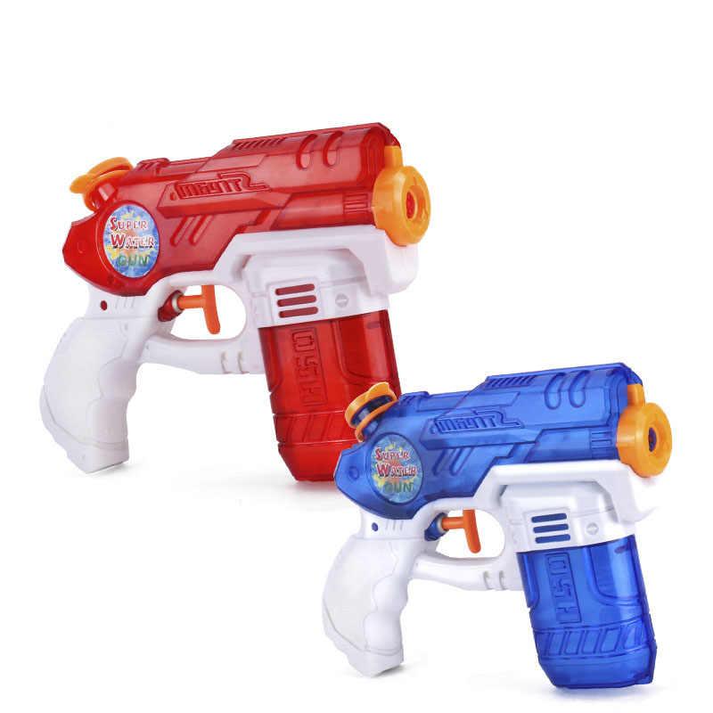 АКЦИЯ19 Игрушка пластмассовая Пистолет водный Побег 13 см.