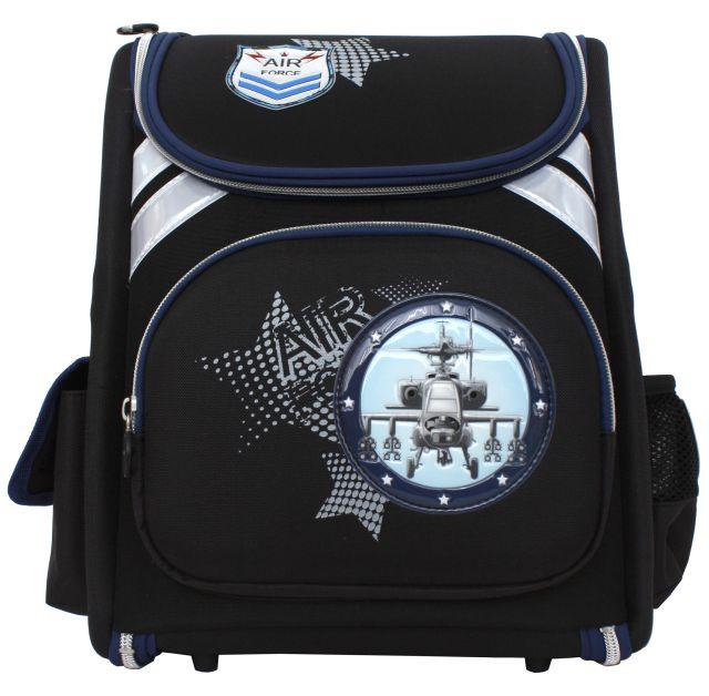 Рюкзак Alliance ортопедический AIR Force черно-синий