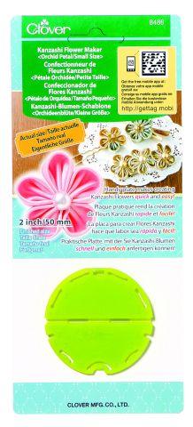 Творч Шаблон для изготовления цветов Орхидея мал.
