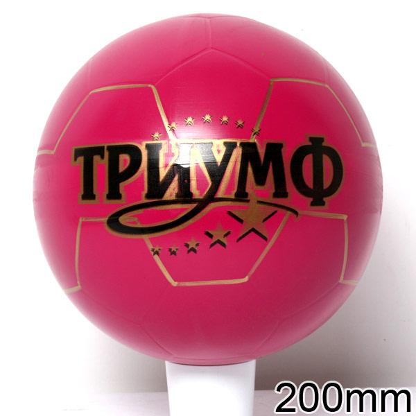 Мяч 200мм лакир.