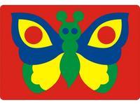 Мозаика-пазлы Бабочка (мягкая)