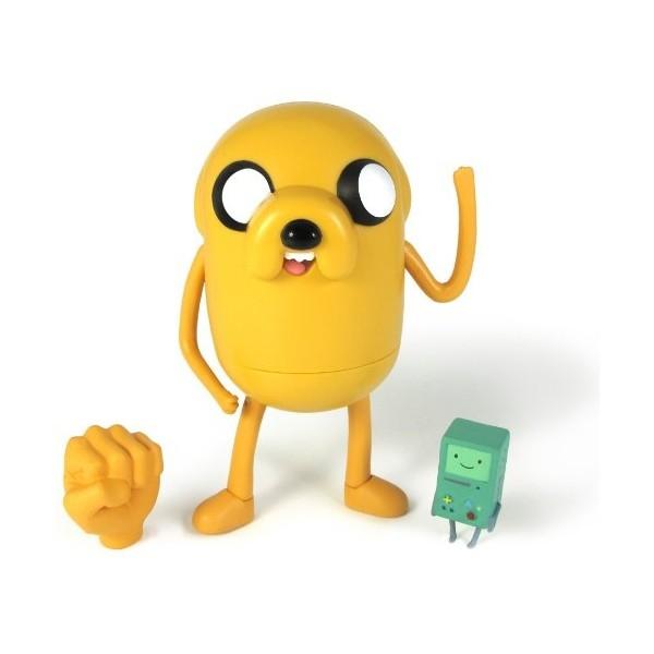 АКЦИЯ19 Игр Фигурка Adventure Time Stretchy Jake (14см)