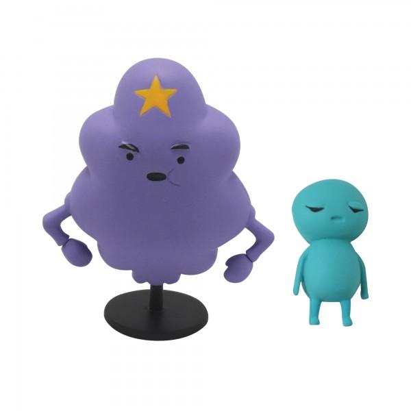 АКЦИЯ19 Игр Фигурка Adventure Time Lumpy with Brad 2 в 1 (8см) пластмас.