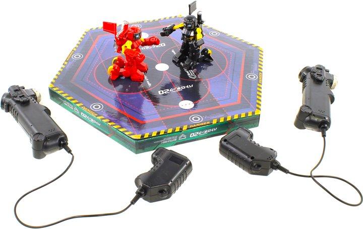 Набор Роботы с и/к упр. Mioshi Tech 2шт.: Схватка на арене
