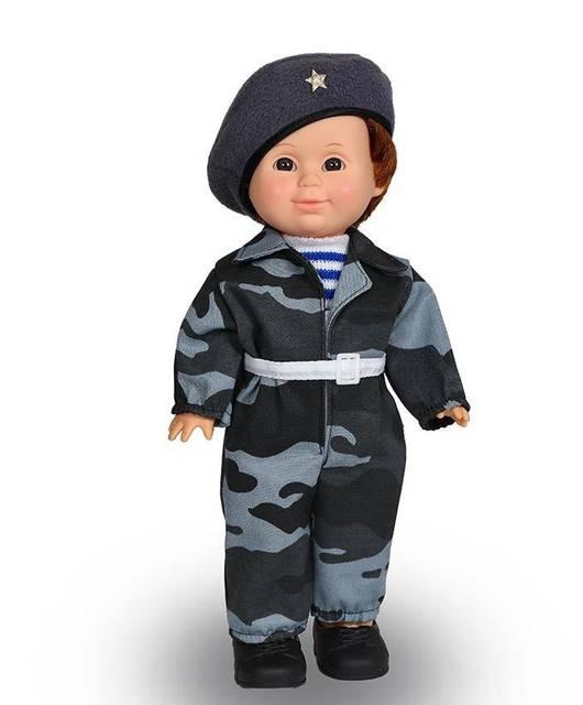 Кукла Митя Военный умеет говорить