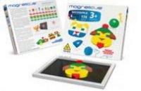 Игра Мозаика магнитная Magneticus Мягкая 174 эл.